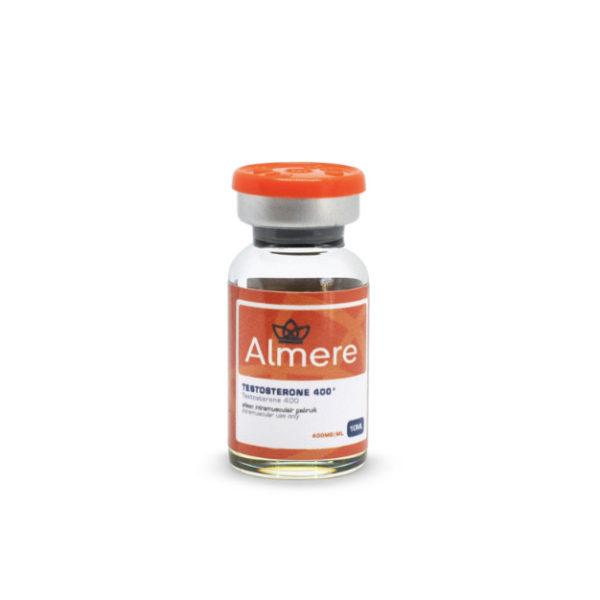 Almere-Test400